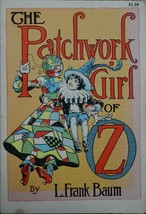 The Patchwork Girl of Oz by Baum, L. Frank - $12.95