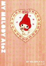 MY MELODY A to Z Art Book Goods Design Photo Sanrio Japan New with Tracking - $42.66