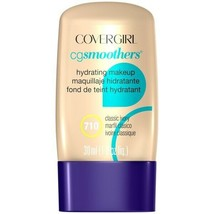 Covergirl CG Smoothers Hydrating Makeup 710 Classic Ivory - $3.99