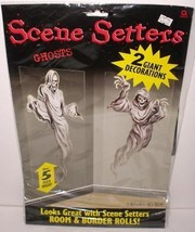 Amscan Scene Setters Giant Ghosts Room Halloween Decorations- 5 Feet Tal... - €4,22 EUR