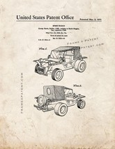 Sport Buggy Patent Print - Old Look - $7.95+