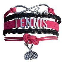Girls Tennis Bracelet- Tennis Jewelry- Perfect Tennis Players, Coaches &... - $9.99