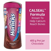 Women's Horlicks 400Gm Nutrition Drink Choose from 2 Flavors Chocolate / Caramel image 6