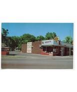 Drolet's Main Oak Pharmacy Drug Store Niles Michigan postcard - $6.39