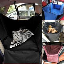 (black size L)Dog Cat Car Seat Cover Safety Pet Waterproof Hammock Blank... - $74.00