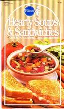 Pillsbury Classic Cookbook, Hearty Soups & Sandwiches, Quick Classic, 19... - $2.25