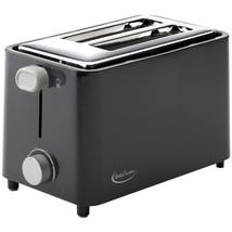 Betty Crocker 2-slice Toaster (black) WACBC2605CB - €30,61 EUR
