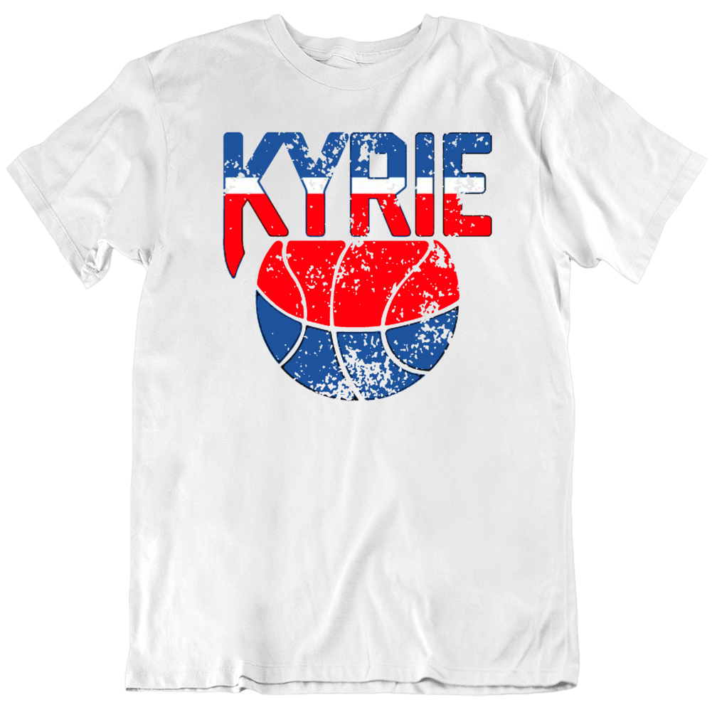 Primary image for Kyrie Irving Brooklyn Basketball Fan T Shirt