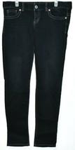 Guess Jeans Women's Black Denim Daredevil Skinny Leg Stretch Jeans Size 32