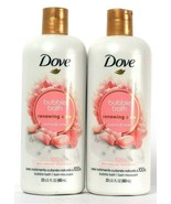 (2 Count) Dove Renewing Care Peony & Rose Natural Nourishers Bubble Bath... - $28.70