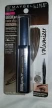 Maybelline Brow Precise Fiber Volumizer Eyebrow Mascara, Medium Brown, 0... - $6.35