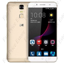 "ZTE Blade A2 Plus MTK6750T Octa-core 5.5"" FHD Android 6.0 4G Phone (Gold) - $244.99"