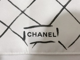 100% AUTH NEW Chanel Dust Bag Karl Lagerfeld Edition Large JUMBO Maxi Bag ICOT4 image 6