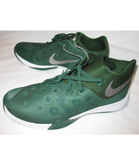 Nike Zoom US 18 Green White Low Tops Athletic Shoes #812976-301 No Box NEW - $183.75