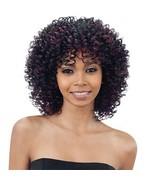 Model Model Synthetic Curly Medium Hair Wig - MMF74 Breena  - $19.95