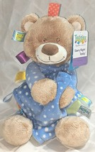 Mary Meyer Baby 40193 Taggies Signature Collection 15 inch Starry Night Teddy image 1