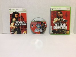 Red Dead Redemption (Microsoft Xbox 360, 2010) - $6.93