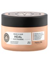 Maria Nila Head & Hair Heal Masque   8.5oz