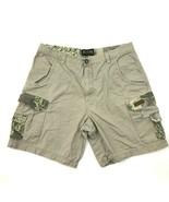 Vintahge Sportsman Warehouse Tarnung Cargo-Shorts Herren 38 Taille Jagd ... - $27.69