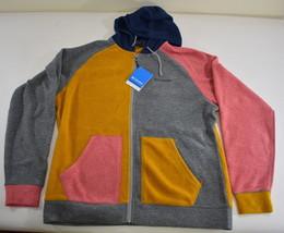 Men's Columbia Slot Canyon Hoodie Jacket Multi Color Patchwork UPF 50 Ja... - $98.99