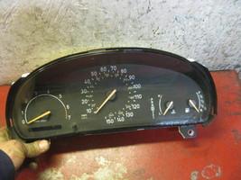 01 00 99 Saab 9-5 speedometer instrument gauge cluster 5036025 - $19.79
