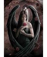Anne Stokes Poster Flag Angel Rose - $12.99