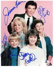 Growing Pains TV Cast Signed 8x10 Photo Certified Authentic Beckett BAS COA - $791.99