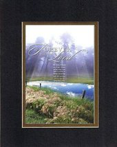 Forever with the Lord. . . 8 x 10 Inches Biblical/Religious Verses set i... - $11.14