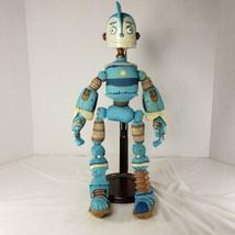 """Mattel 2004 Robots Movie Rodney Cottonbottom 13"""" Vinyl Plush Doll Floppy... - $38.69"""