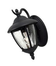 Sea Gull Lighting Lambert Hill 13.25-in H Black Medium Base (E-26) Outdo... - $115.23