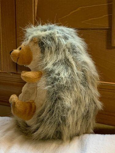 "Webkiz Hedgehog Ganz HM130 No Code 7"" plush stuffed animal Used Free Shipping image 2"