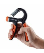 Hand Grip Strengthener Adjustable Resistance Range 22-88 lbs, Hand Gripp... - $54.07