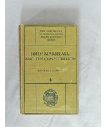 John Marshall and The Constitution – The Chronicles Of America Series - ... - $10.00