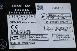 06 Lexus GS300 Smart Key Keyless Control Module Computer 89990-30041 & Fob image 2