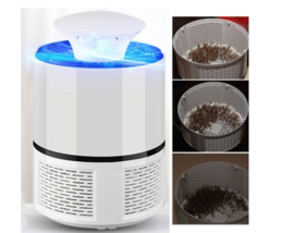 Outdoor Home Electric Mosquito Killer Pest Kill Lamp LED Flying Bug Trap... - $14.64