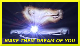 LOVE SPELL, DREAM OF ME, powerful magic spell to draw lover to you lust ... - $37.00