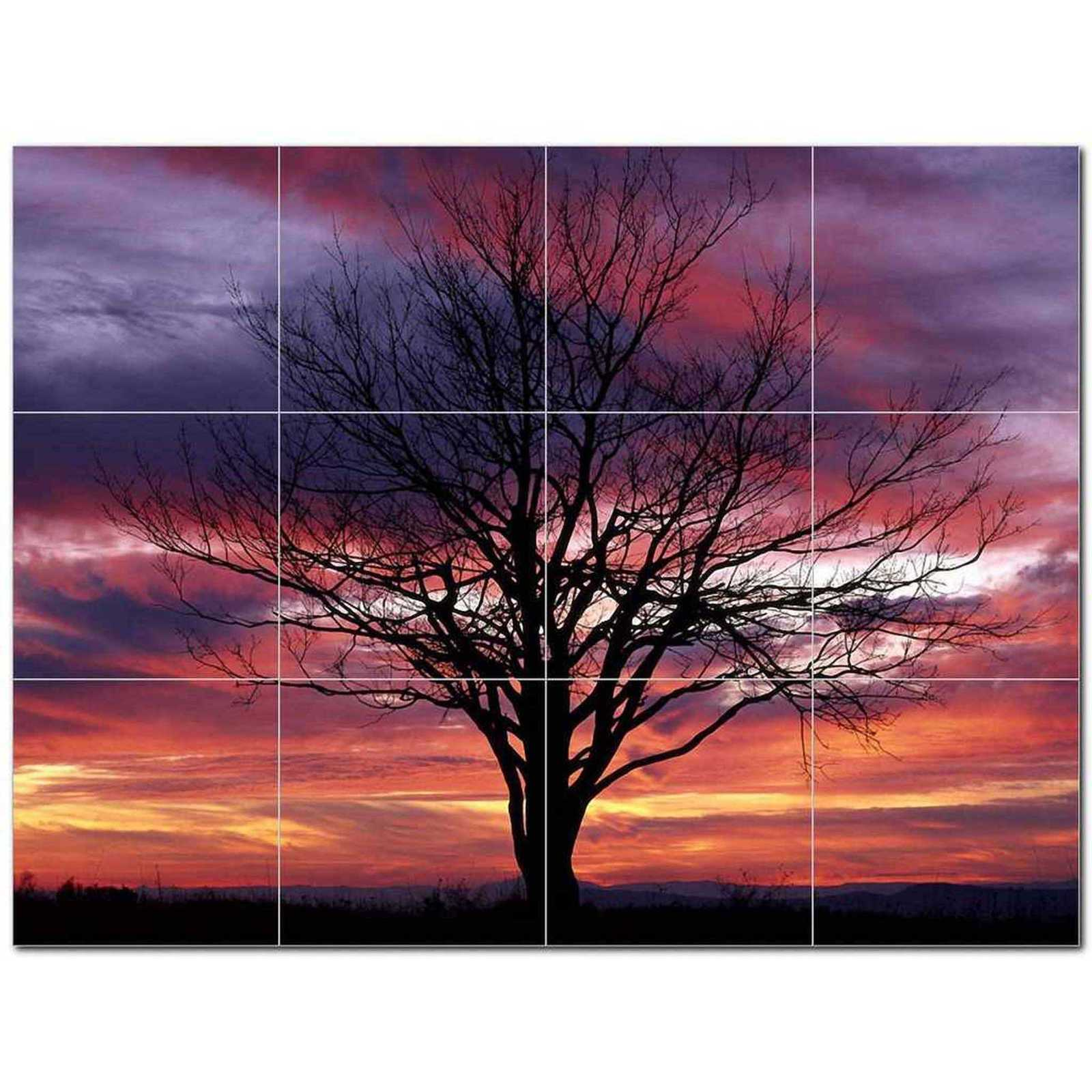 Primary image for Sunset Picture Ceramic Tile Mural Kitchen Backsplash Bathroom Shower BAZ405978