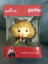 "HALLMARK 2018 HARRY POTTER CHRISTMAS TREE ORNAMENT 2 1/2""  L129 - $9.74"