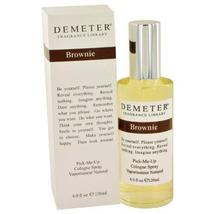 Brownie by Demeter Women's Cologne Spray 4 oz - 100% Authentic - $29.47