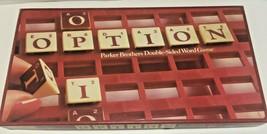 Vintage 1983 OPTION Game by Parker Brothers - $11.99
