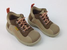 ECCO Toddler Sporty Boot Safari Eur 19 US 4 MSRP $49.00 - £22.78 GBP