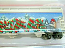 Atlas # 50005645 (Chrstmas Graffiti) ACF 580 Plastics Hopper #66122 N-Scale image 3