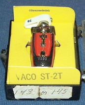 Genuine Varco Vaco ST-2T for Electro-Voice EV 5213 CARTRIDGE NEEDLE image 2