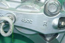08-15 Infiniti G37 Oem Akebono Big Brake Front Calipers Bbk Ipl Q50 Q60 image 9