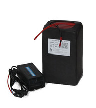 48v 15ah LiFePO4 Battery 3A Charger BMS Rechargeable Power 500W Ebike Ki... - $335.48