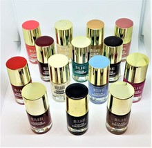 Lot of 14 New Milani Color Statement Nail Lacquer Polish 14 Different Co... - $26.81