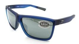 Costa Del Mar Sunglasses Rinconcito Matte Atlantic Blue /Gray Silver Mir... - $245.00