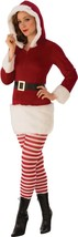 Rubies Sexy Miss Claus Elf Adult Womens Christmas Xmas Holiday Costume 8... - $55.53
