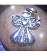 Haunted Necklace SERAPHIM ANGEL SPIRIT VESSEL MAGICK 925 Crystal WITCH C... - $67.77