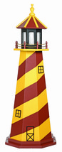 WASHINGTON REDSKINS LIGHTHOUSE Football Burgundy & Gold Working Light AM... - $222.72+